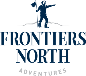 Frontiers North Adventures Logo Vector