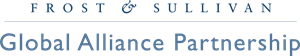Frost & Sullivan Global Alliance Partnership Logo Vector