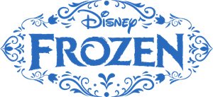 FROZEN Logo Vector