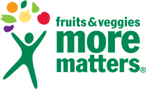 Fruits & Veggies More Matters Logo Vector