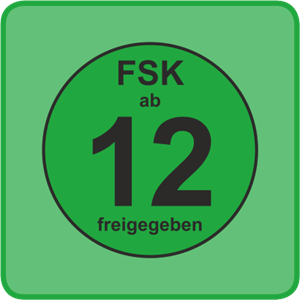 FSK 12 Large 2009 Logo Vector