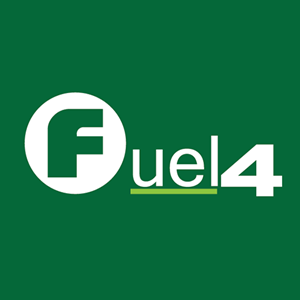 Fuel 4 Gas Logo Vector