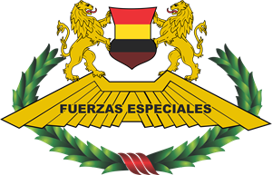 fuerzas especiales de colombia Logo Vector