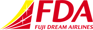 Fuji Dream Airlines Logo Vector
