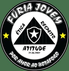FÚRIA JOVEM DO BOTAFOGO Logo Vector (.CDR) Free Download 070e98a160f82