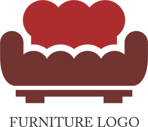Furniture Design Logo Vector