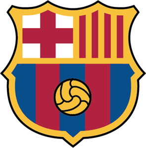 Futbol Club Barcelona Logo Vector
