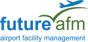 Future Afm Airport Facilty Management Logo Vector