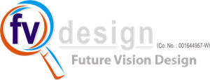 future vision design Logo Vector