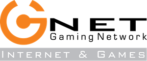 G-net gaming network Logo Vector