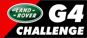 G4 Challenge Land Rover Logo Vector
