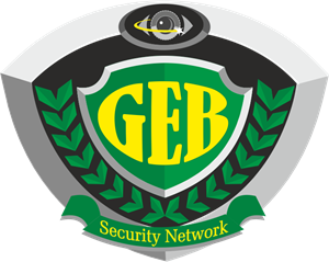 GEB Security Services Logo Vector