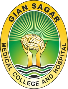 GIAN SAGAR, Medical College & Hospital Logo Vector