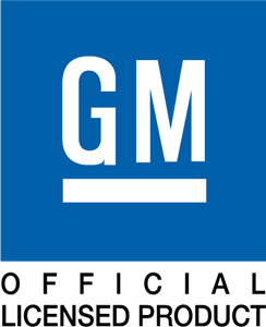 GM Official Licensed Product Logo Vector
