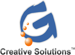 G Creative Solutions Logo Vector