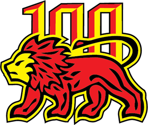 Galatasaray 100 Years Logo Vector