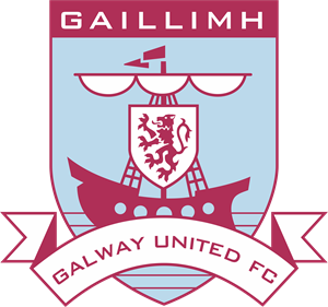 Galway United FC Logo Vector