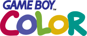Game Boy Color Logo Vector
