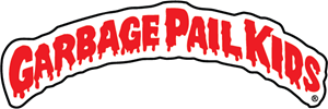 Garbage Pail Kids Logo Vector