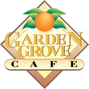 Garden Grove Cafe Logo Vector