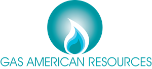 Gas American Resources Logo Vector