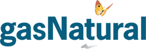 Gas Natural Logo Vector