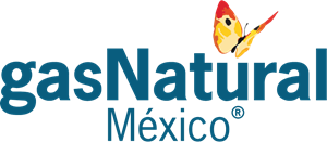 Gas Natural México Logo Vector