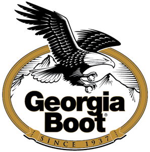 Georgia Boot Logo Vector