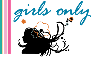 Girls Only Logo Vector
