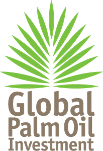 Global Palm Oil Logo Vector
