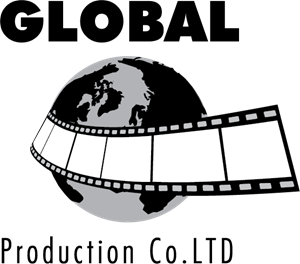 Global Production Logo Vector