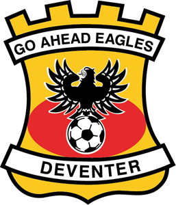 Go Ahead Eagles Deventer Logo Vector