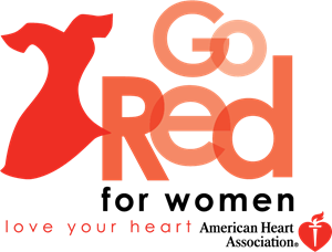 Go Red for Women Logo Vector
