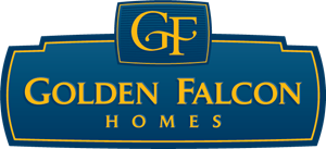 Golden Falcon Homes Logo Vector