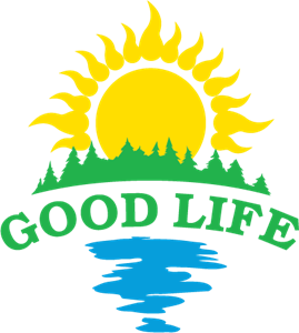 Good Life Logo Vector