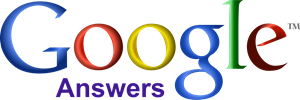 Google Answers Logo Vector
