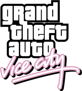 Grand Theft Auto Vice City Logo Vector