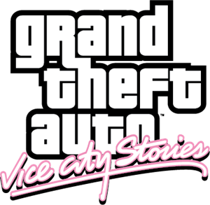Grand Theft Auto Vice City Stories Logo Vector