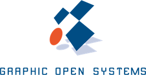 Graphic Open Systems Logo Vector