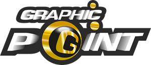Graphic Point Logo Vector