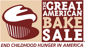 Great American Bake Sale Logo Vector