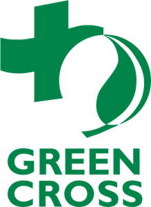 Green Cross Logo Vector