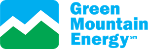 Green Mountain Energy Logo Vector