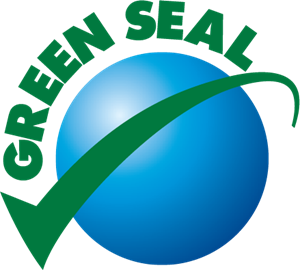 Green Seal Logo Vector