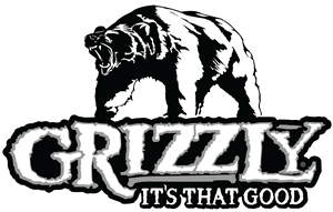 Grizzly Smokeless Tobacco Logo Vector