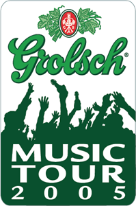 Grolsch Music Tour 2005 Logo Vector