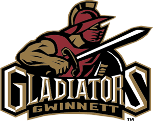 Gwinnett Gladiators Logo Vector