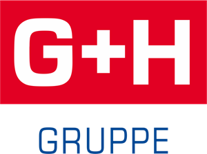 G+H Group Logo Vector