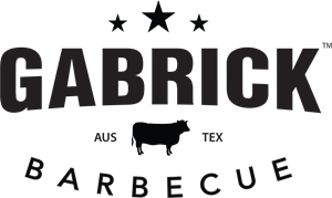 Gabrick Barbecue Logo Vector