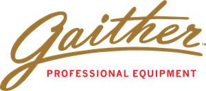 Gaither professional equipment Logo Vector
